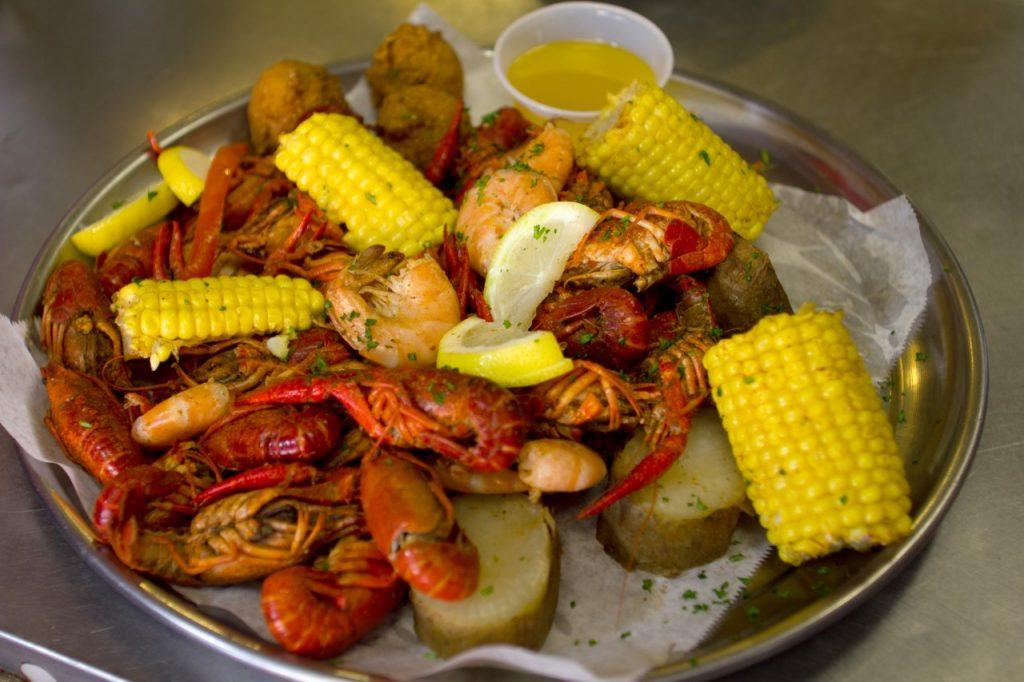 Shrimp and Crawfish